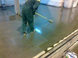 чем пропитать бетон