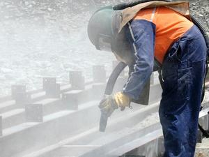 Очистка поверхности бетона какая пропорция керамзитобетона для пола