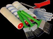 Вспомогательные и сопутствующие товары для нанесения ЛКМ