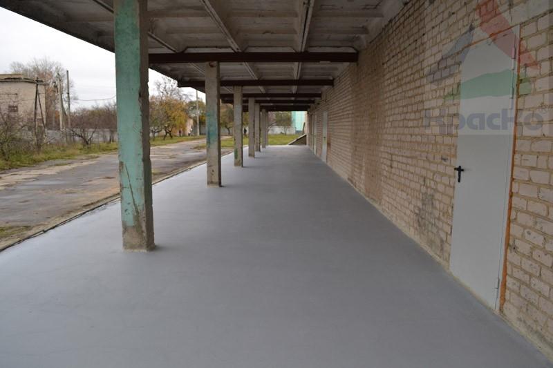 Краска для бетона на улице купить бетон производство фото