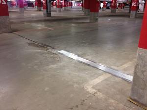 Деформационные швы бетонных полов