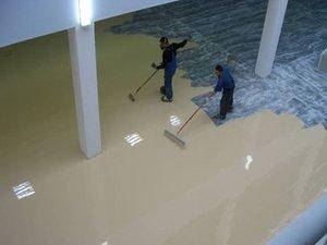 Наливные полы.способ укладки гидроизоляция наружных поверхностей фундаментов