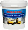 «Аквакрас» - латексная краска для стен и потолков